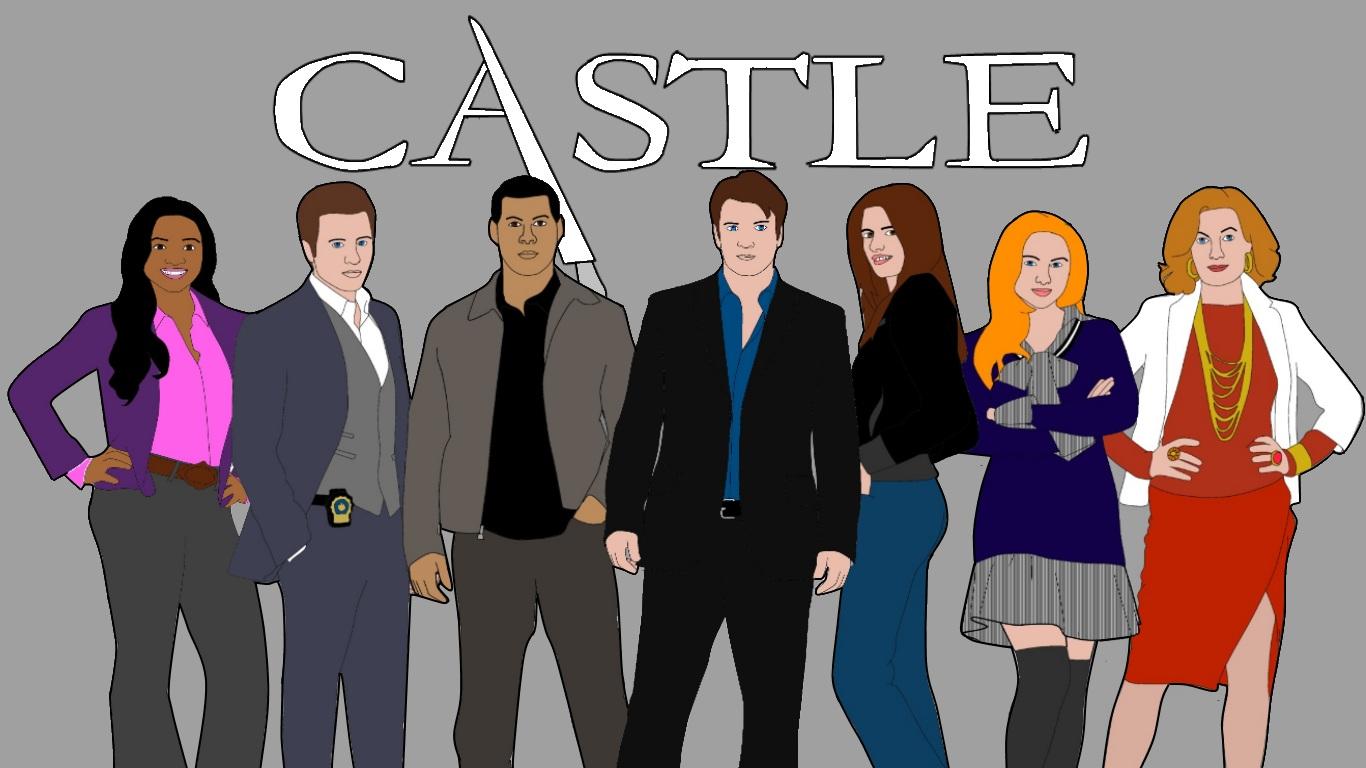 Call Me Gilbert's Castle Fan Art