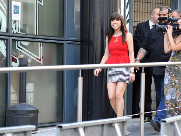 Carly in Paris