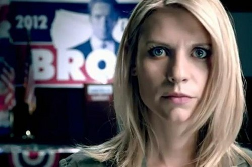 Carrie Mathison wallpaper containing a portrait entitled Carrie Mathison