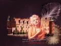 marilyn-monroe - Castle Walls wallpaper