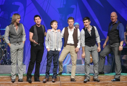 Celtic Thunder 2011 - celtic-thunder Photo