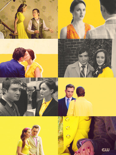 Chair + yellow