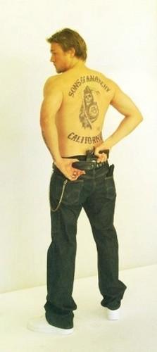 Charlie Hunnam♥