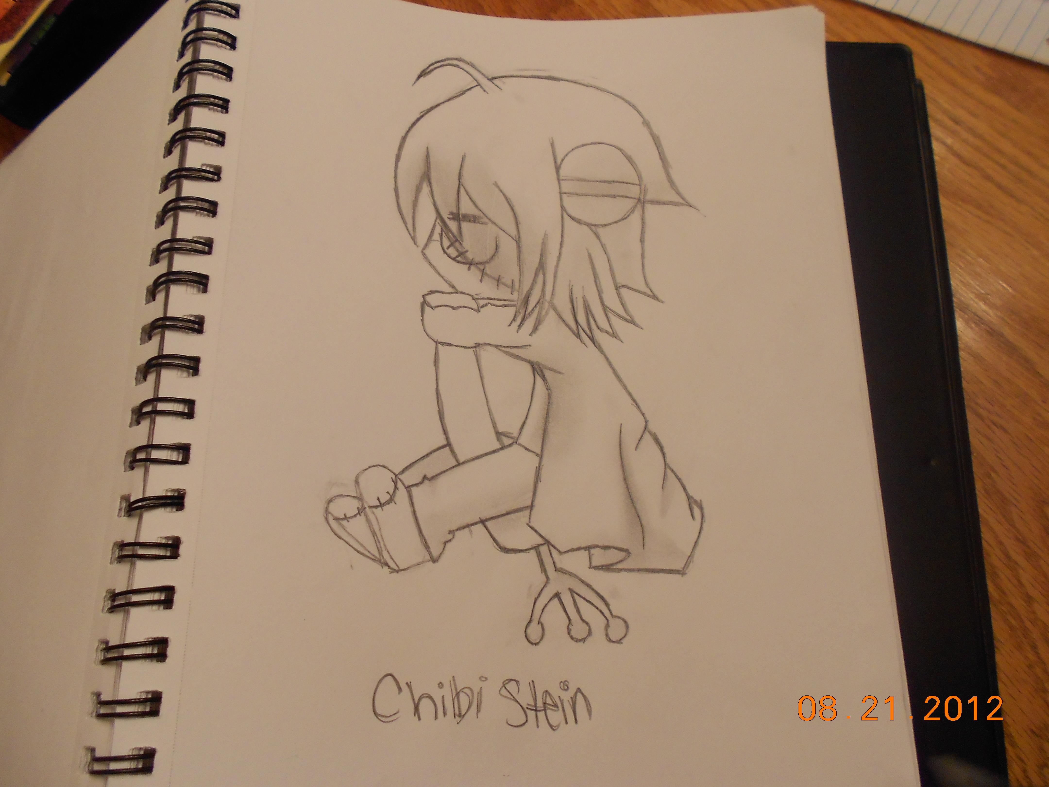 chibi Stein
