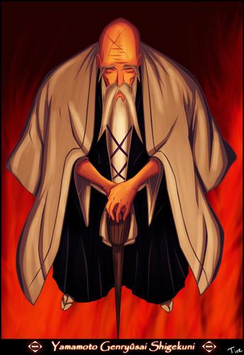 Yamamoto Genryūsai Shigekuni