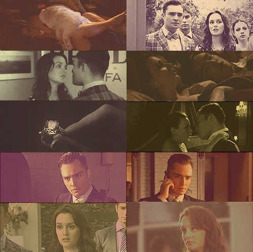 Chuck and Blair | 'Gone maybe gone' promo.
