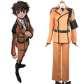 Code Geass Suzaku Kururugi Cosplay Costume - code-geass photo