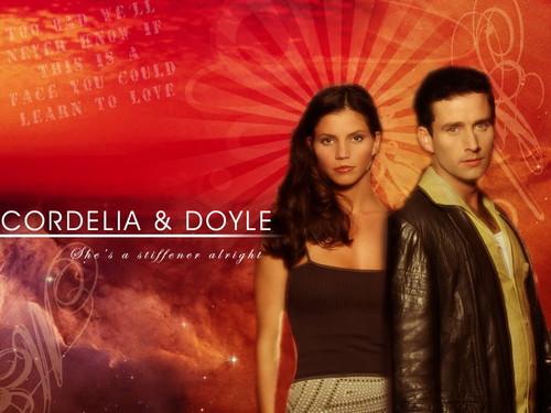 Cordelia & Doyle