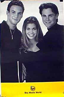 Cory, Topanga & Shawn
