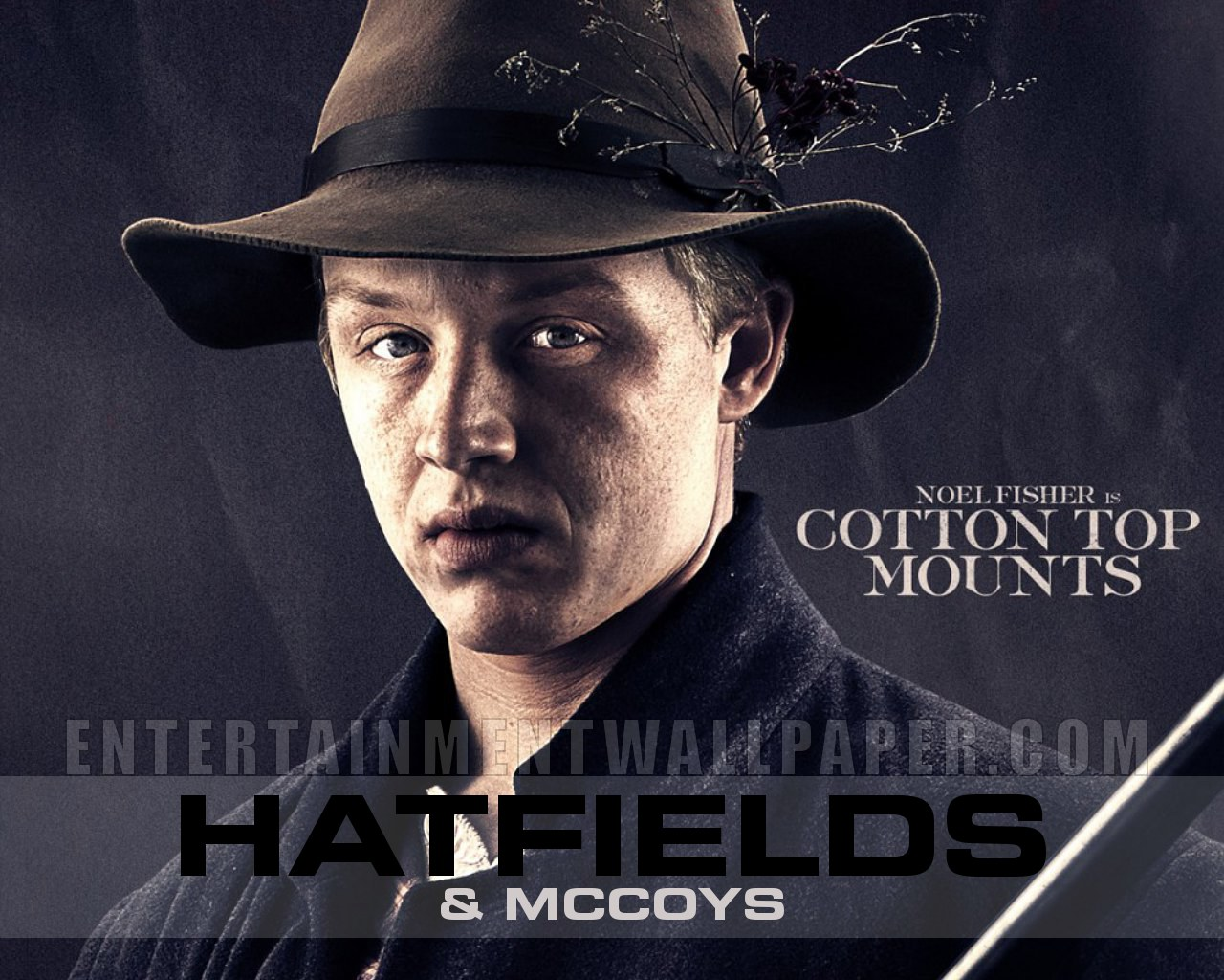 Cotton Top Mounts - Hatfields & McCoys Wallpaper (32127266 ...