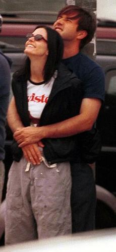 Courteney & David