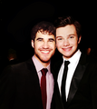 CrissColfer - darren-criss-and-chris-colfer photo