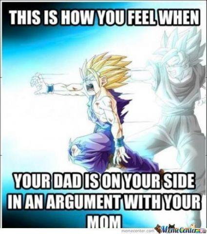 DBZ Memes