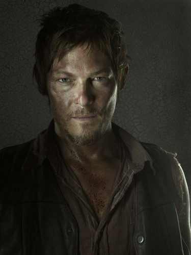 Daryl Dixon- Season 3 - Cast Portrait