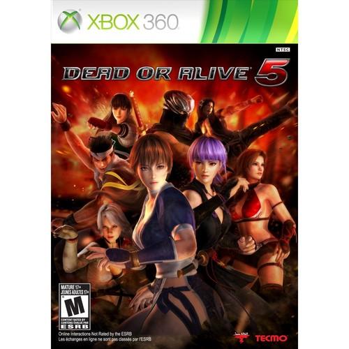 Dead 或者 Alive 5 (Xbox 360)