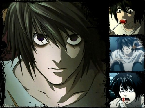 Death Note Characters~ এল-মৃত্যু পত্র