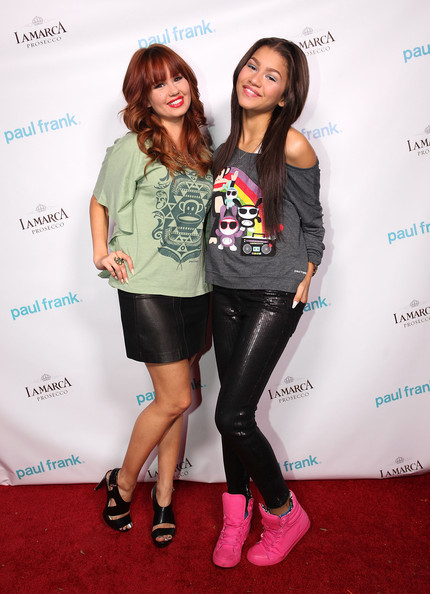 Debby Ryan Debby Ryan at the 'Paul Frank Fashion's Night Out '