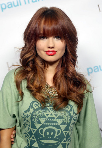 Debby Ryan at the  'Paul Frank Fashion's Night Out