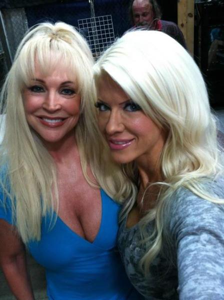 Debra and Angelina