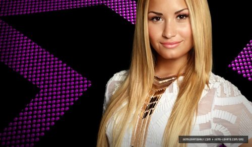 Demi - The X Factor (2012-2013) Season 2 - Promotional Pictures