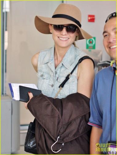 Diane Kruger Toronto// September 2012