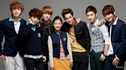 EXO-K for the Ivy Club