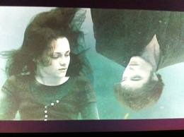 Edward and Bella,New Moon