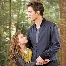 Edward and Renesmee,BD part 1