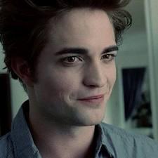 Edward's dazzling smile