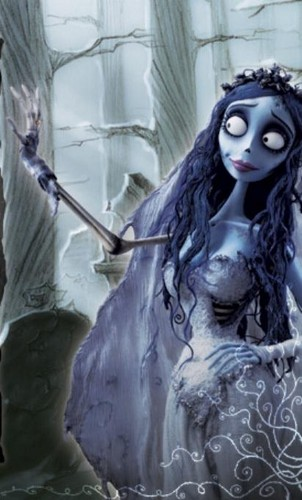 Corpse Bride wallpaper entitled Emily