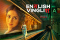 English Vinglish kertas dinding
