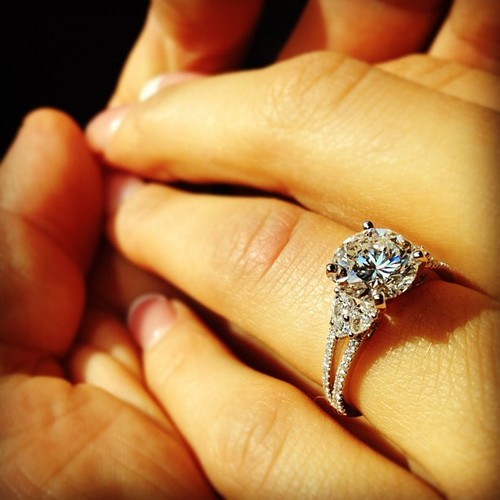 Eve Torres Engagement Ring