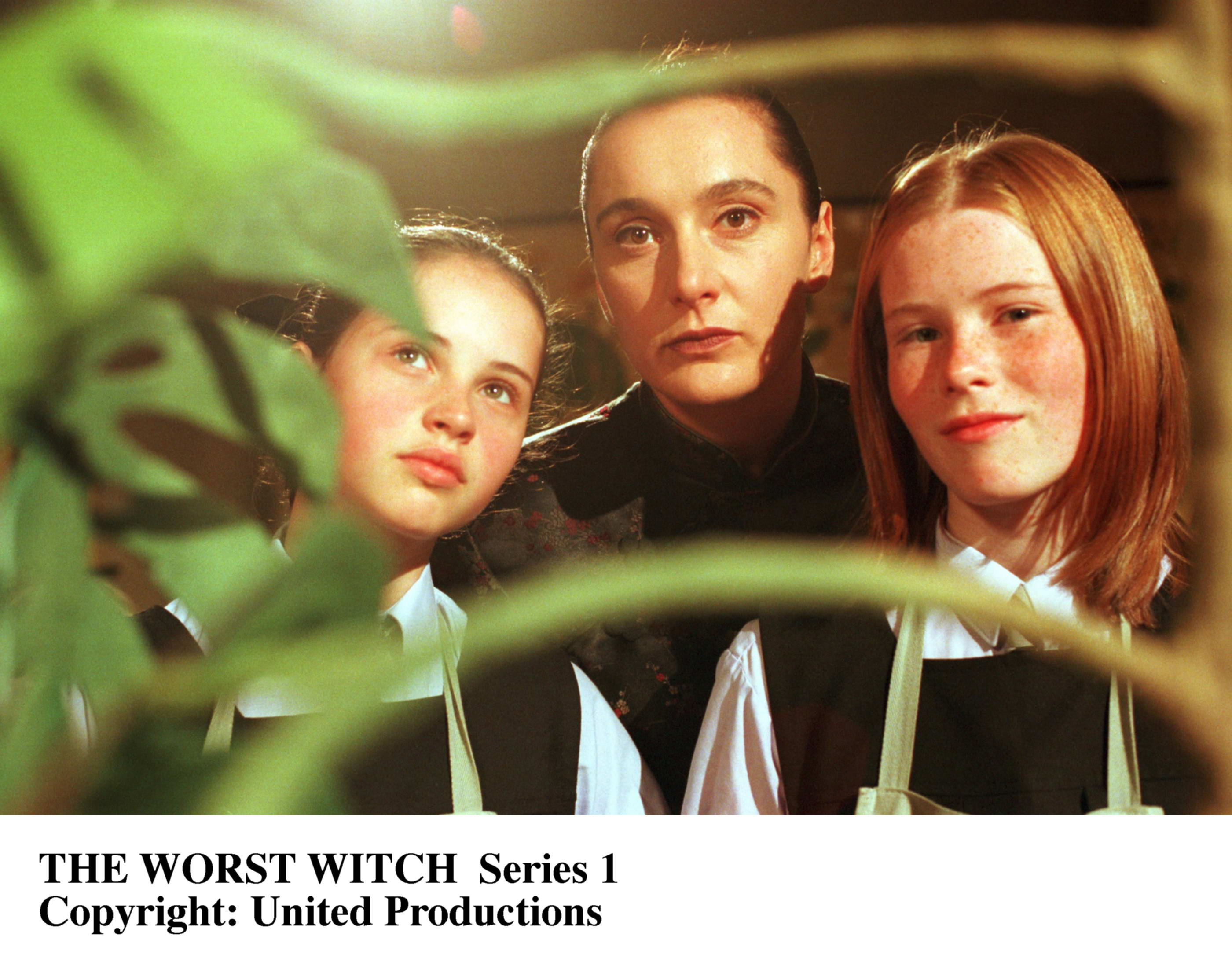 The Worst Witch images Evil Crew HD wallpaper and background photos ...