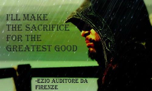 Ezio Auditore Da Firenze The Assassin S Fan Art 32106335