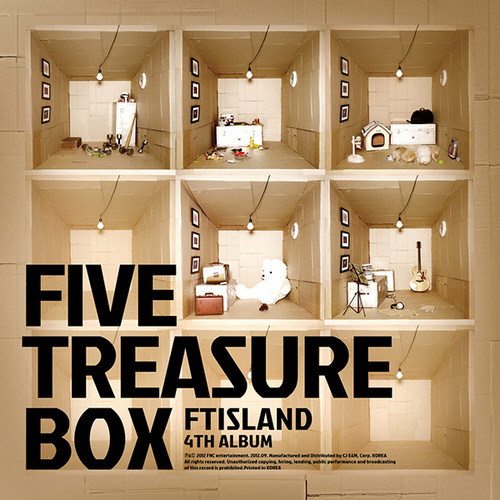 "F.T. Island پیپر وال possibly with a living room called FT Island ""Five treasure Box"""