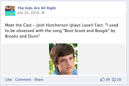 Facts about Josh