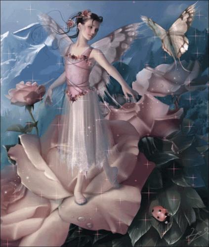 Fairy Magic For My Fairy Sister
