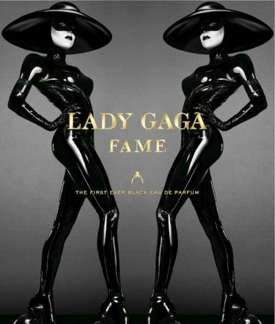 Fame Fragrance 由 Gaga