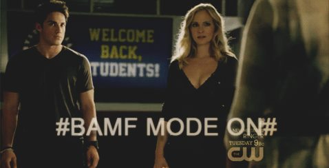 The Vampire Diaries Couples wallpaper entitled Forwood