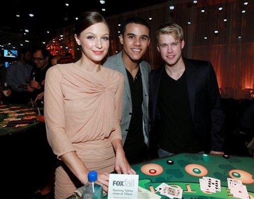 лиса, фокс eco-casino party