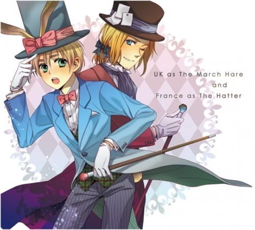 Francis x Arthur