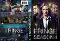 Fringe Season 4 DVD cover - fringe fan art