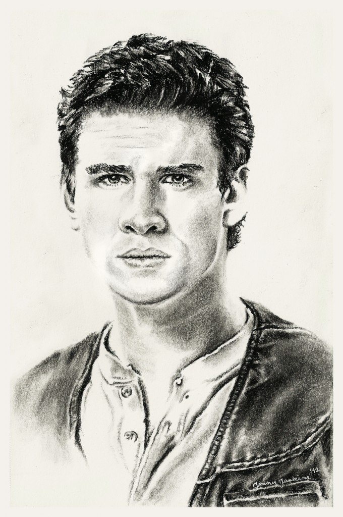 Gale Hawthorne drawing by Jenny Jenkins - The Hunger Games Fan Art ...
