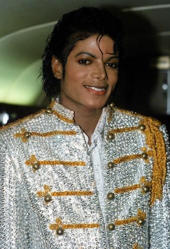 Gorgeous Thriller era