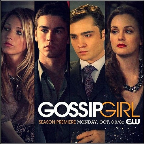 Gossip Girl- Season 6 Promotional Foto