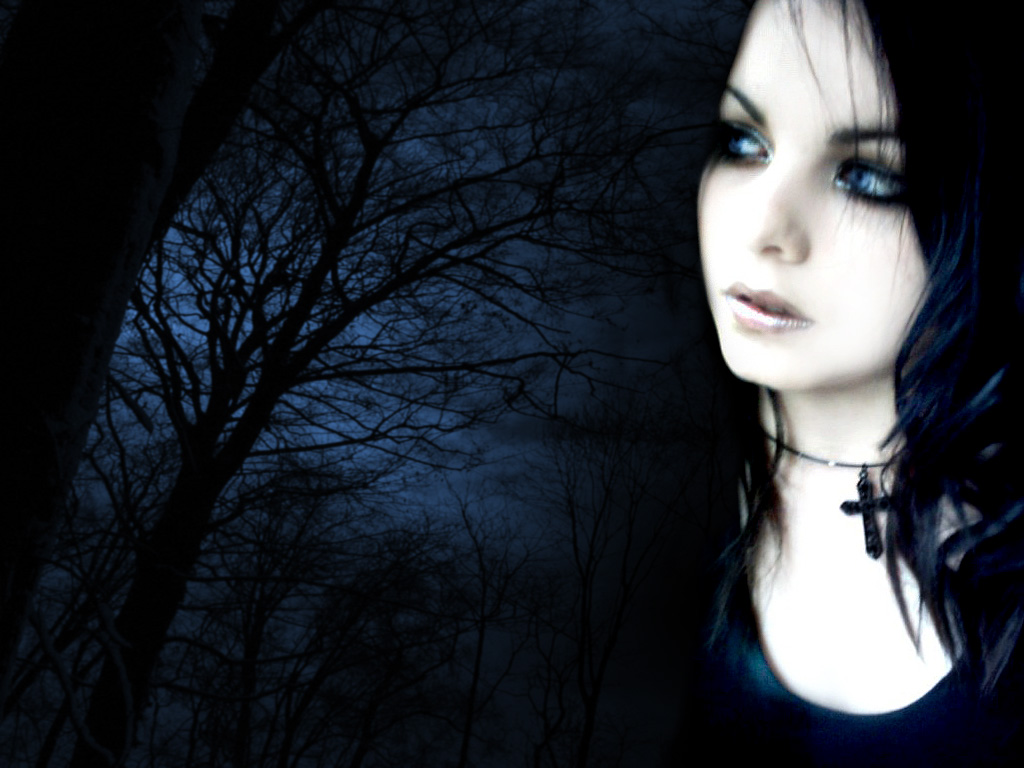 gothic girls wallpaper by -#main