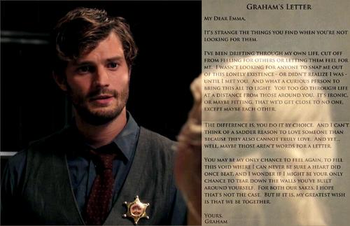 Graham's Letter
