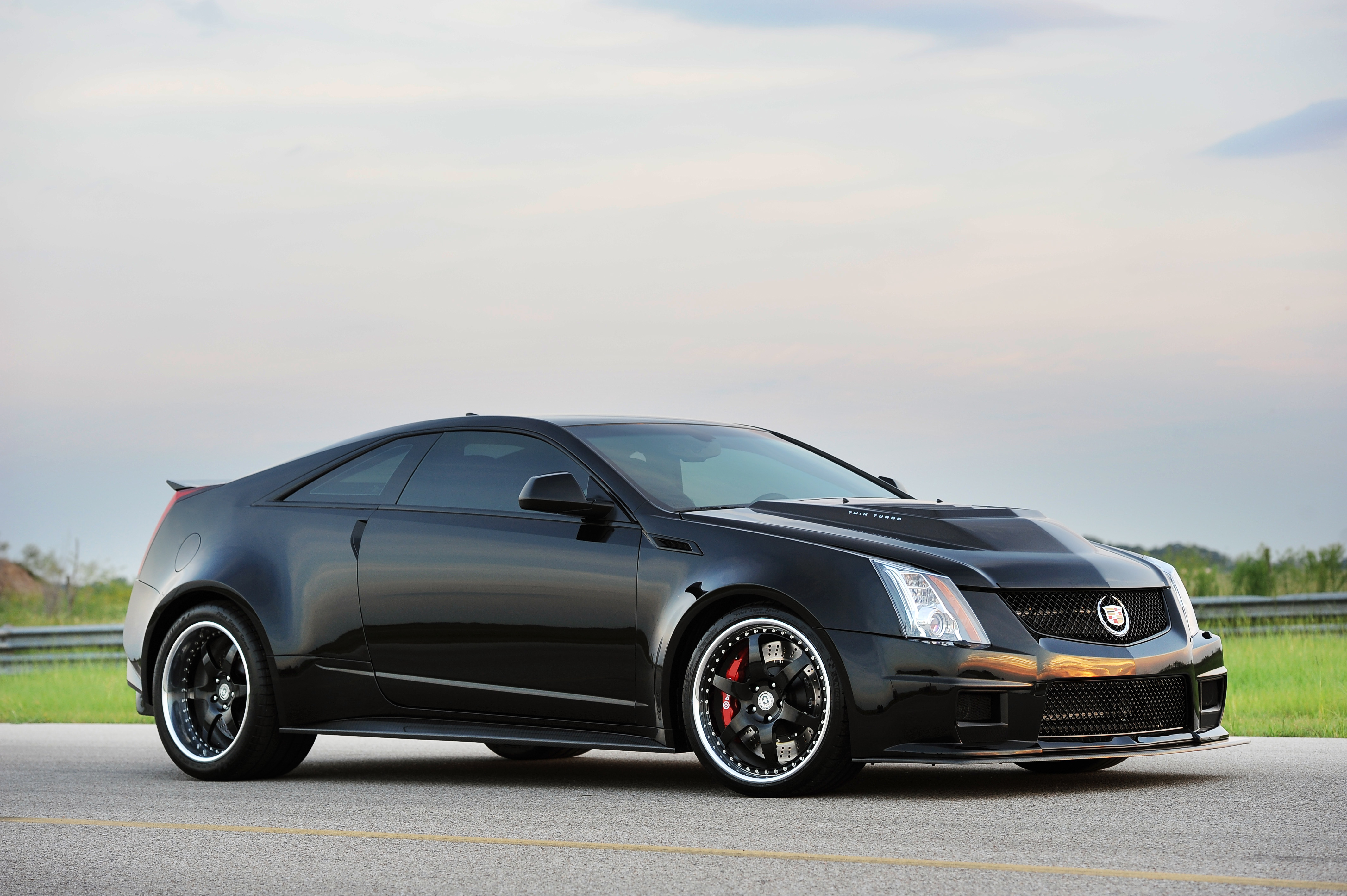 Hennessey Cadillac Cts Vr1200 Twin Turbo Coupe Cadillac