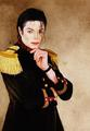 HIStory promo shoot - michael-jackson photo