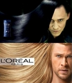 Hair Of The Gods - loki-thor-2011 photo